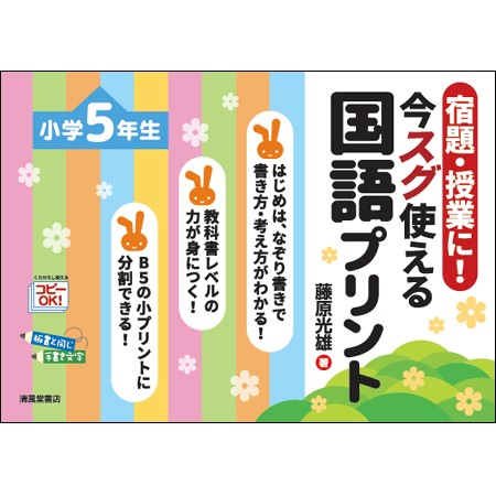 imasugu kokugo5nen