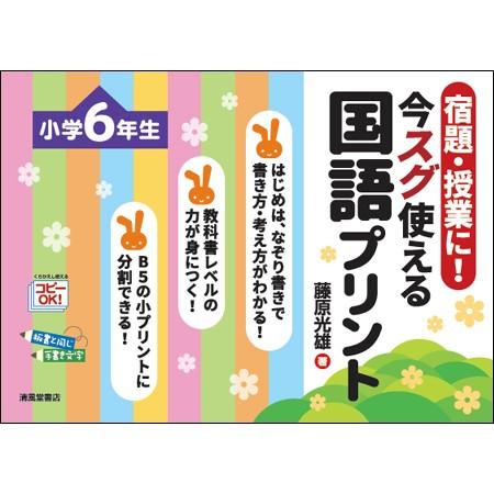 imasugu kokugo6nen